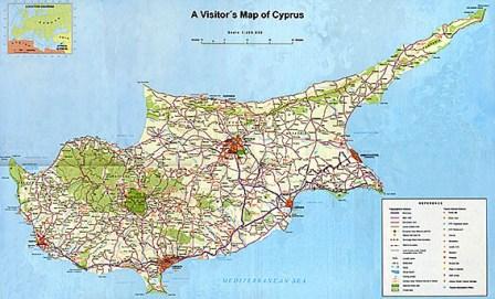 Капта Кипра